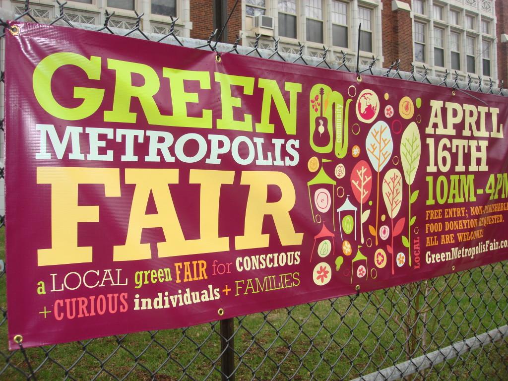 Green Metropolis Fair