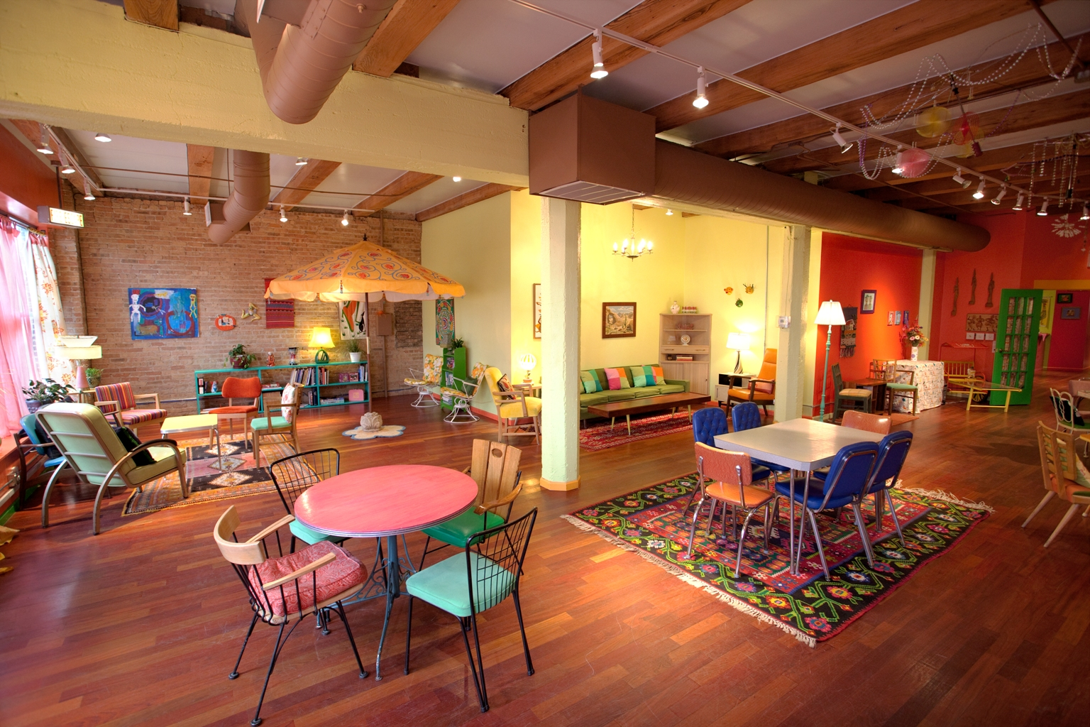 Jitterbug Event Space