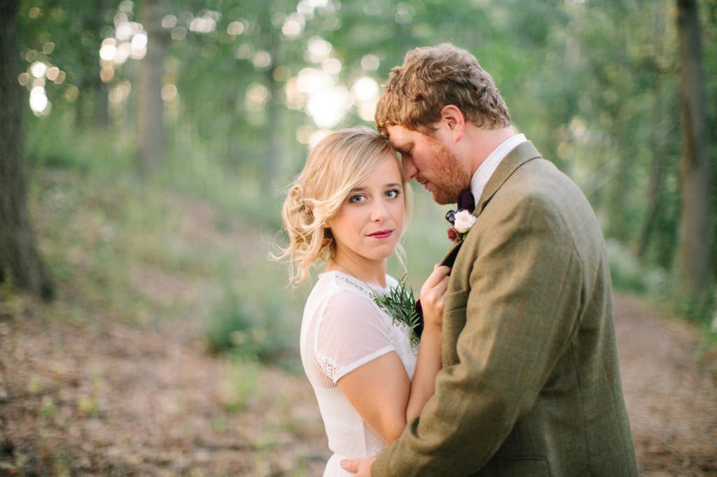 Autumn Woodland Wedding