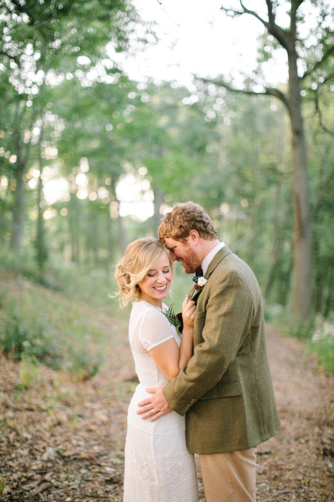 Autumn Woodland Wedding 5