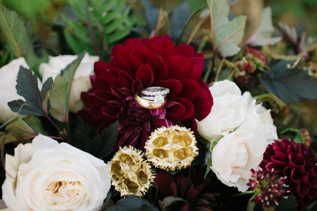 Autumn Woodland Wedding Flowers