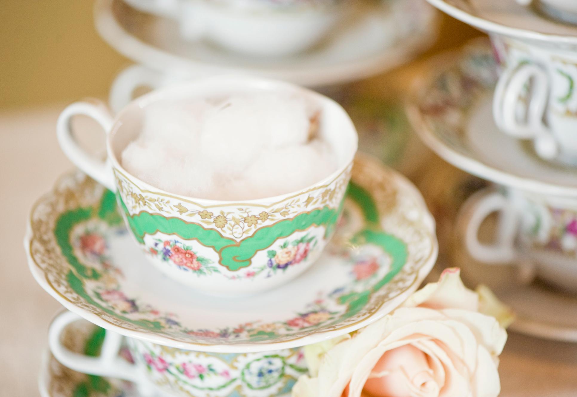French Tea Party Wedding 1