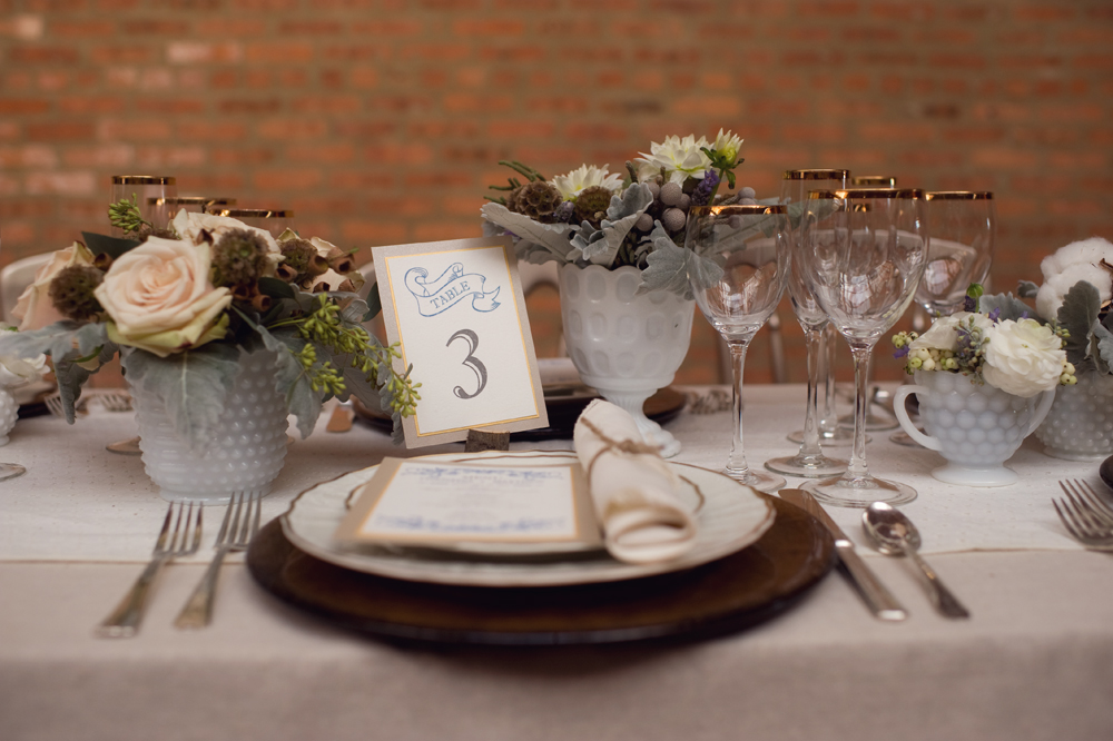 French Tea Party Wedding 14