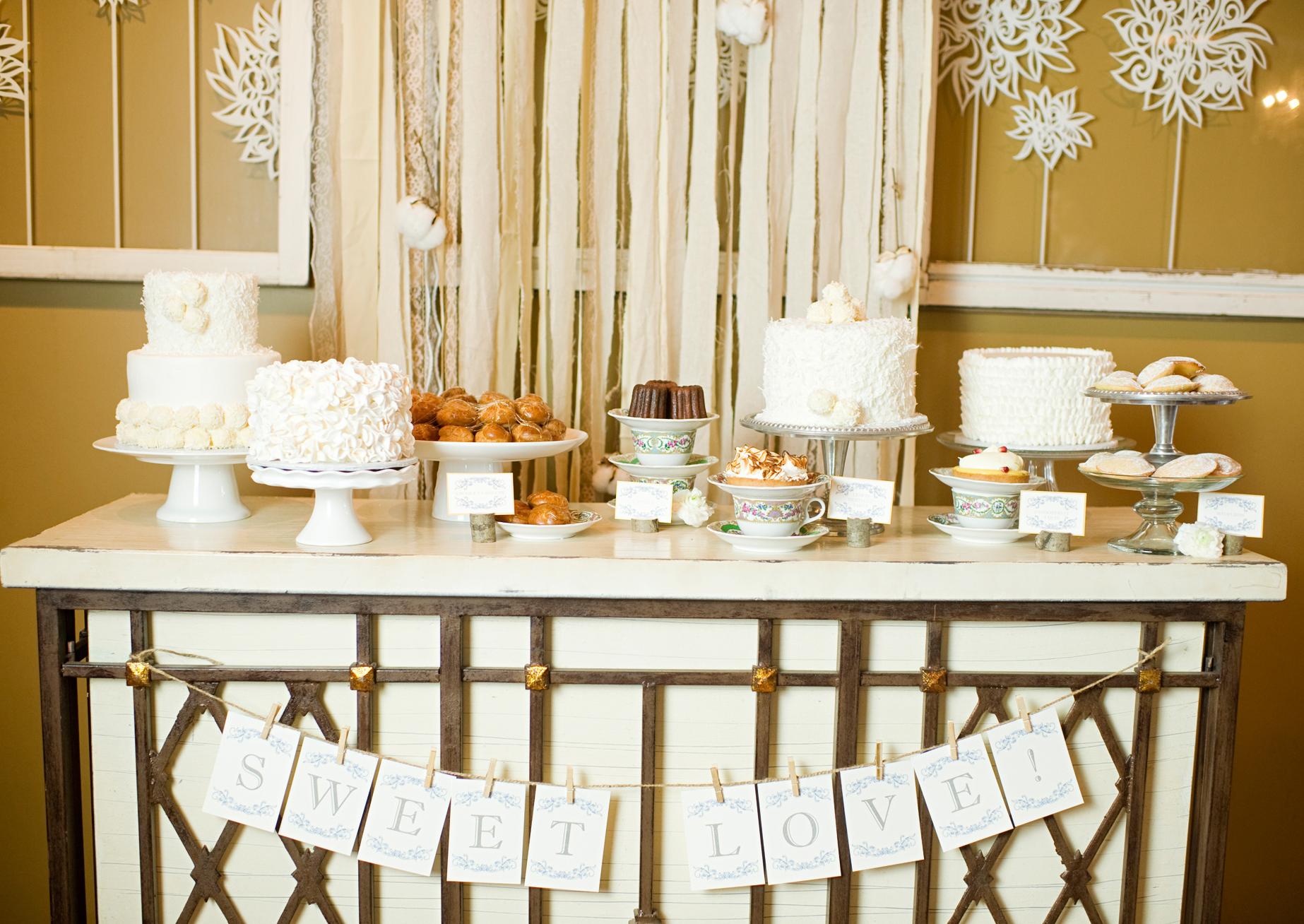 French Tea Party Wedding 24