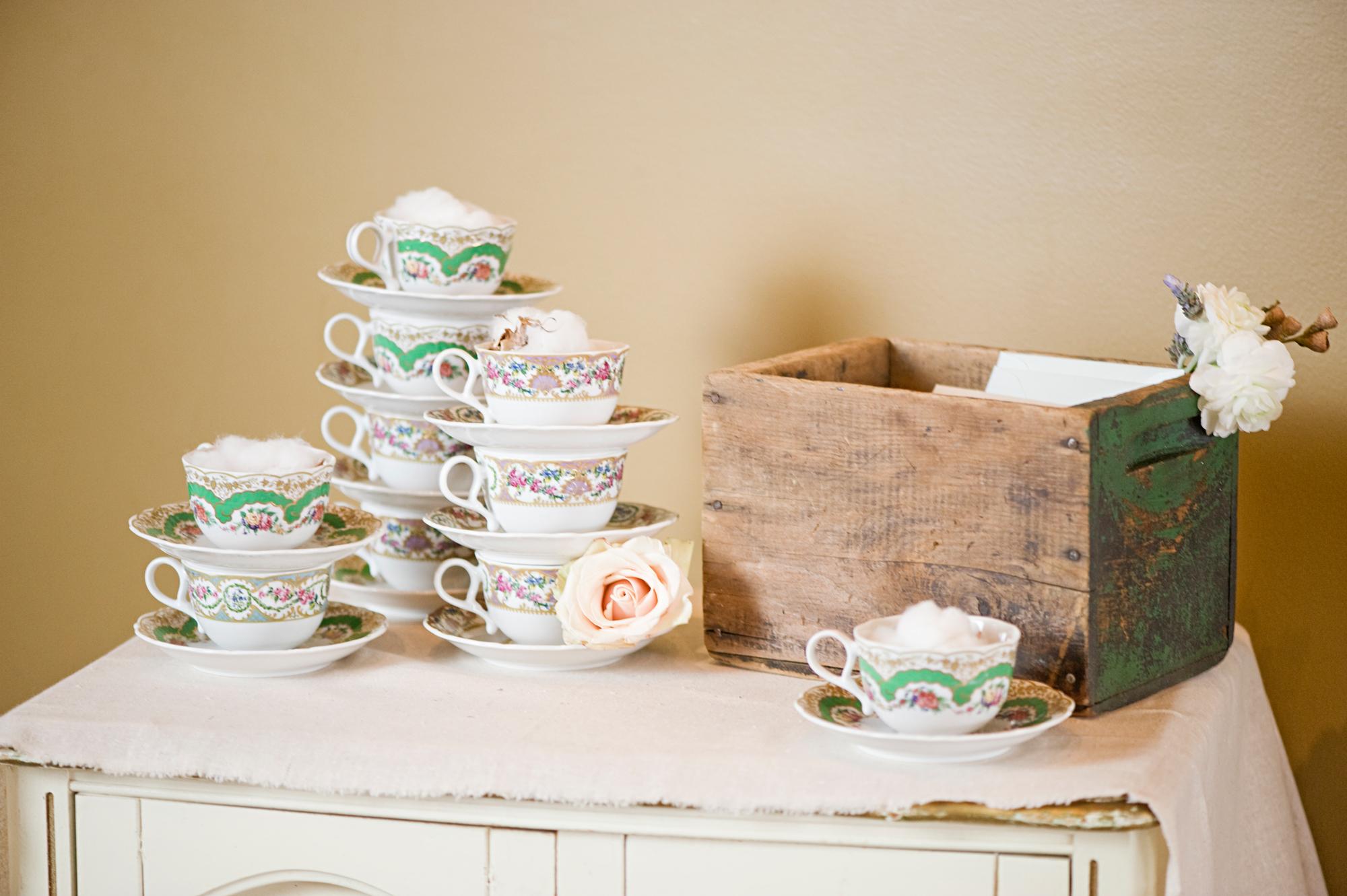 French Tea Party Wedding 5