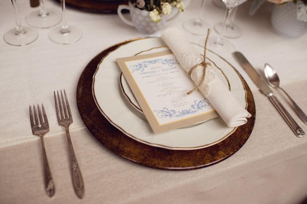 French Tea Party Wedding 9