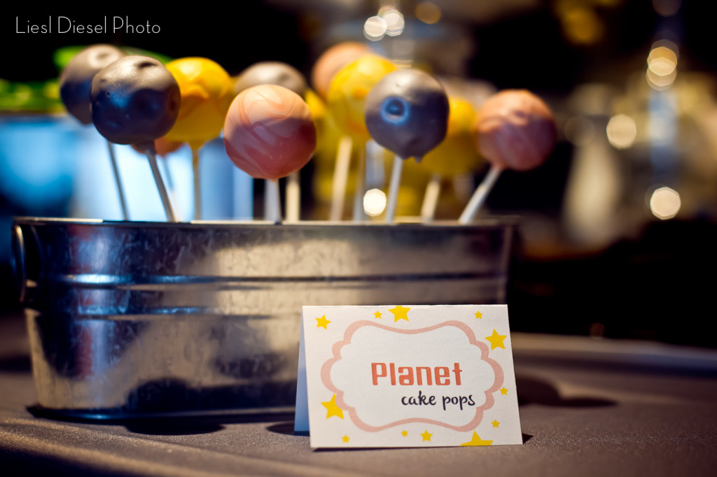 outer space themed baby shower naturally yours events