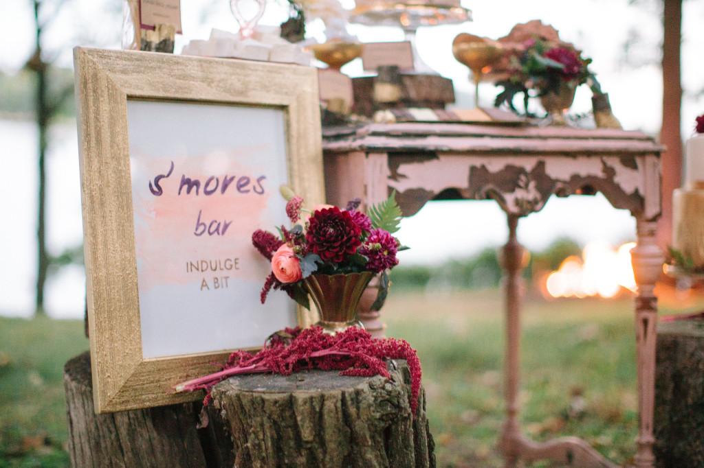 Wedding S'mores Bar 1