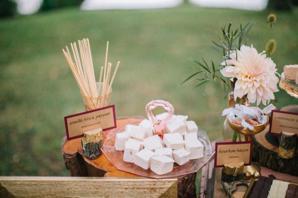 Wedding S'mores Bar 2