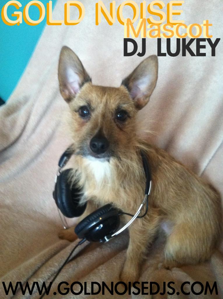 DJ Lukey flyer
