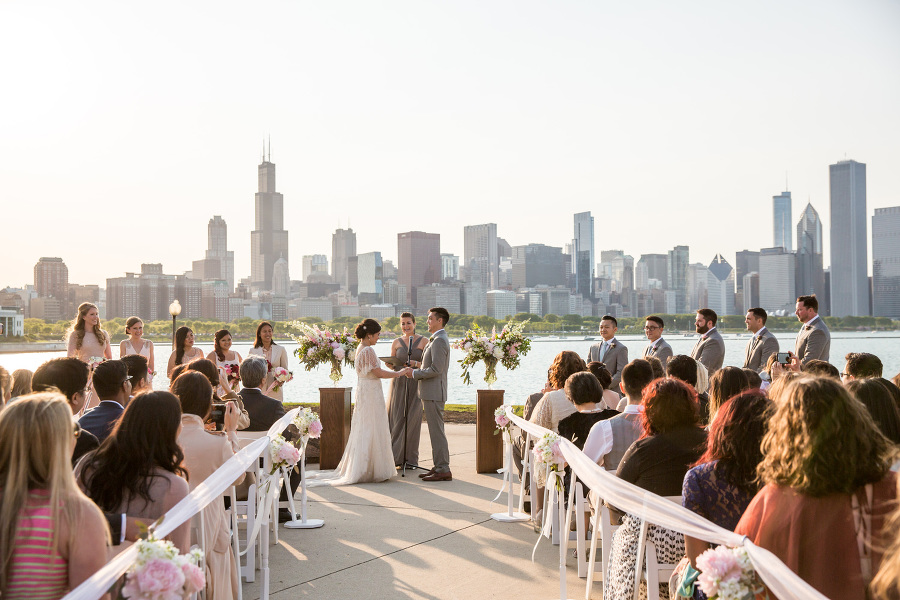 Adler Planetarium Wedding.Adler Planetarium Wedding Naturally Yours Events Chicago Il