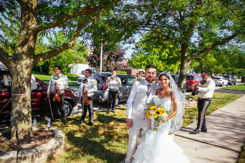 wedding mariachi band