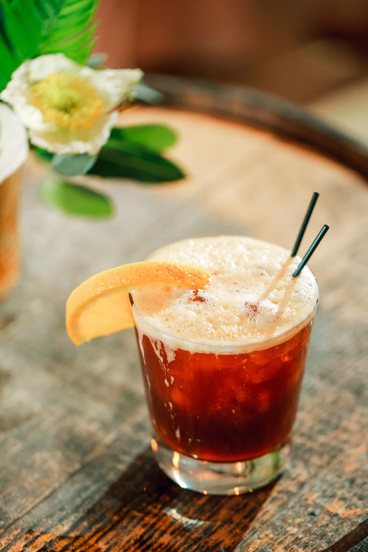 signature cocktail wedding drink