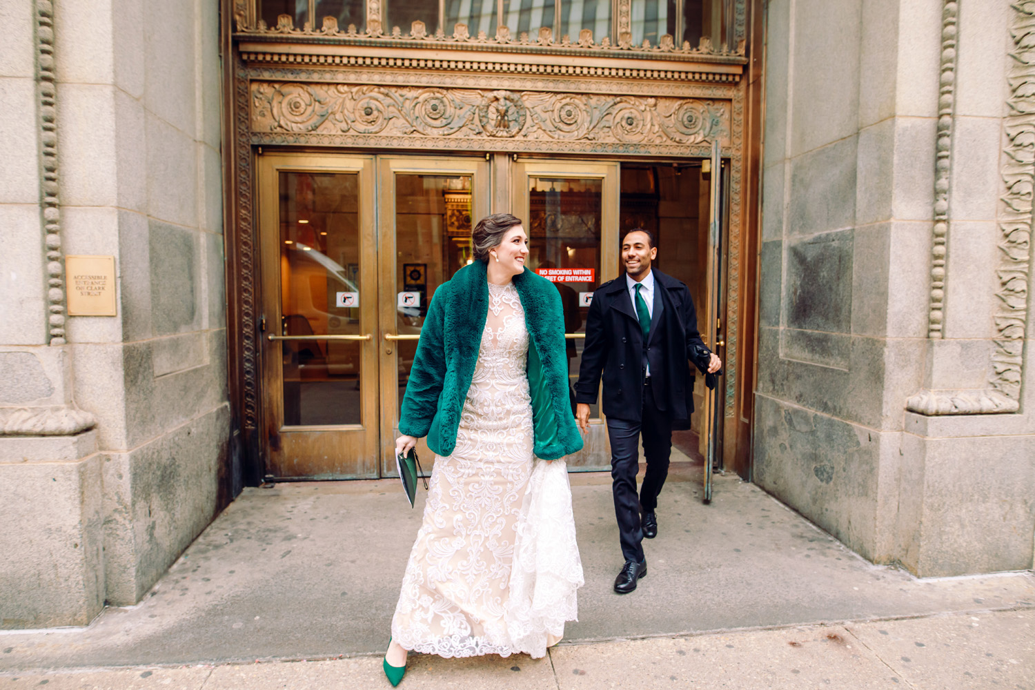 courthouse elopement chicago