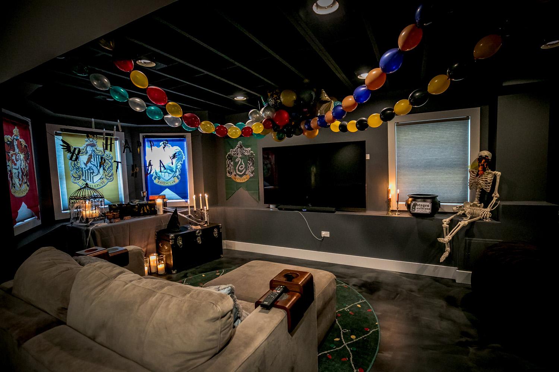 harry potter world birthday party orlando staycation