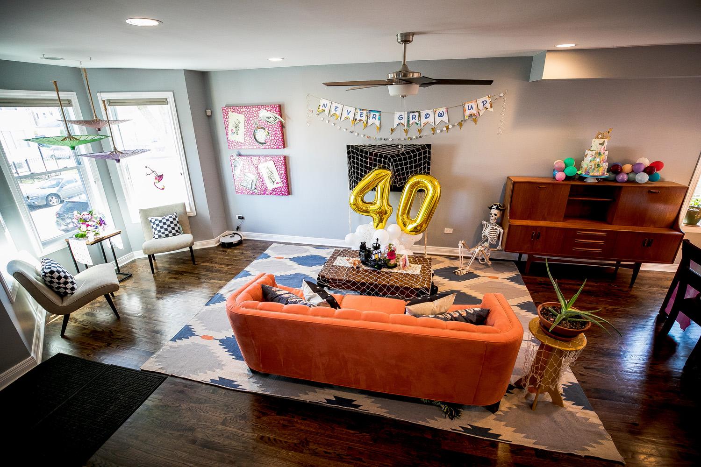 disney birthday party staycation