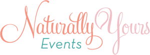 Naturally Yours Events logo
